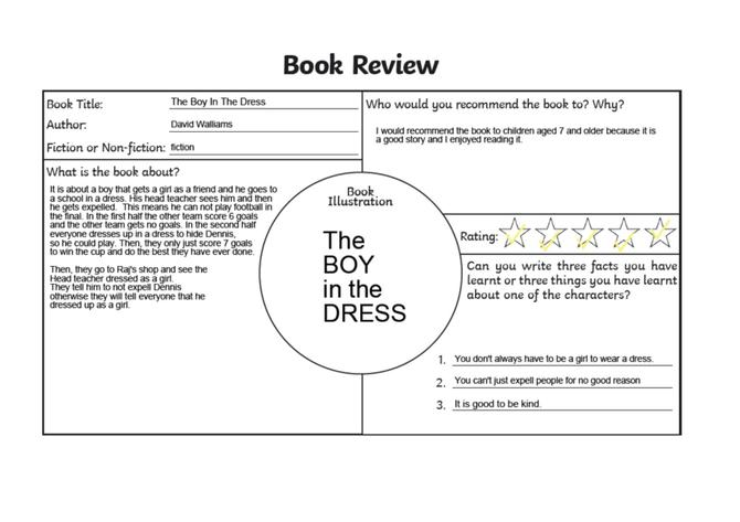 Rafi's Book Review