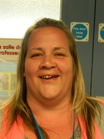 Ms Procter - Senior M.D.S.