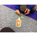 In Maths we have been learning about money.
