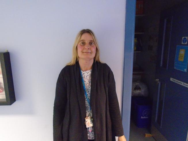 Mrs Sweetman Teaching Assistant