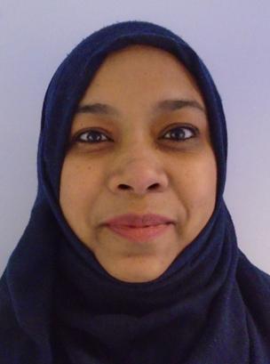 Mrs. Tapadar  Teaching Assistant