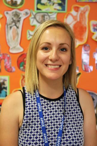 Miss Kirsty Speer, Teacher