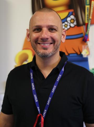 Lucian Andrews, Deputy Designated Safeguarding Lead (Assistant Head teacher)