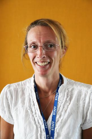 Miss Sarah Elliott, Teaching Assistant
