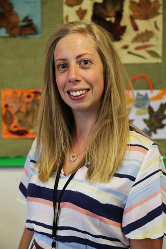 Mrs Sophie Stoodley, Teaching Assistant