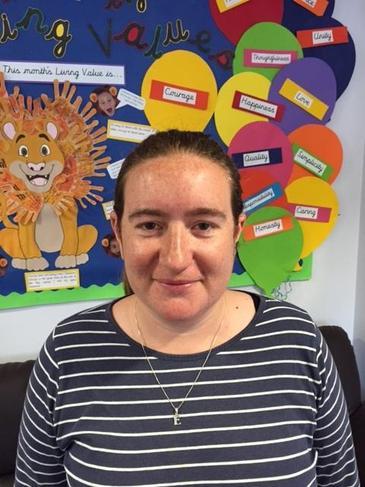 Mrs Emma Powner, Teaching Assistant