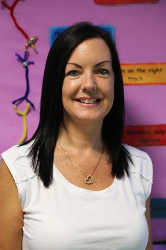 Mrs Jo Walker, Teaching Assistant