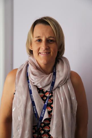 Mrs Sarah Fenby, Head Teacher