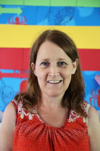 Mrs Christine Kennedy, Teaching Assistant