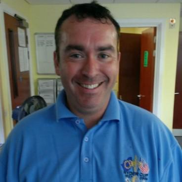 Mr Shane Scoble, Site Manager