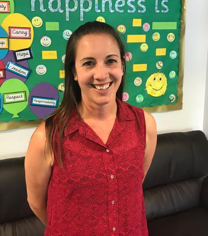 Mrs Leanne Capstack, Teacher