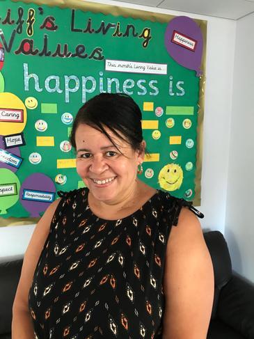 Mrs Sue Palmer-Budd, Teaching Assistant
