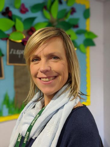Mrs Louise Vann, Teacher