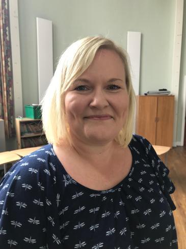 Mrs Sam Graham, Teaching Assistant
