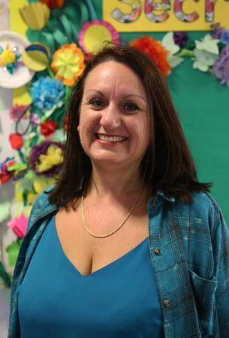 Mrs Samantha Harrison, Teacher