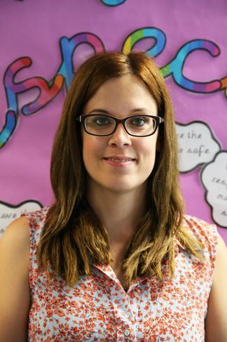 Mrs Anna Lumsden, Teacher