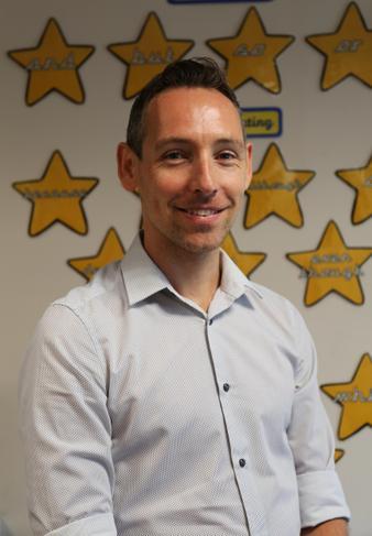 Mr Ross Deans, Phase Leader