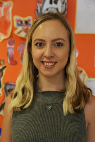 Miss Tara Turner, Teaching Assistant