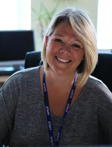 Mrs Paula Harvey, School Business Manager & IT Network Manager