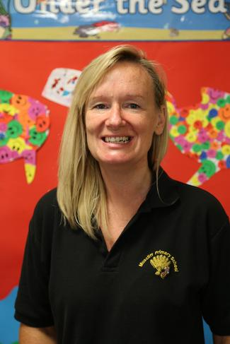 Mrs Lisa Cooper, Finance Assistant