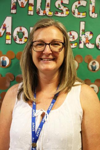Mrs Julie Kerr, Teaching Assistant