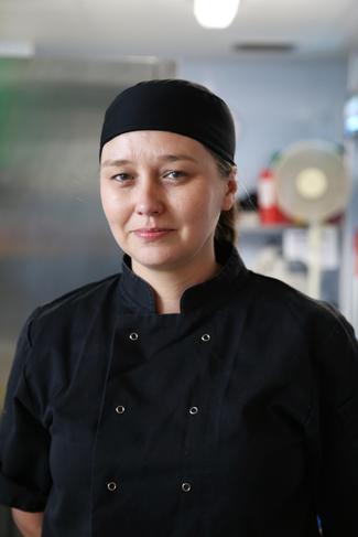 Miss Kristina O'Leary, Receptionist