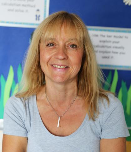 Mrs Janine Norquoy, Teaching Assistant