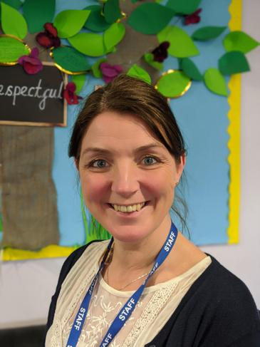 Mrs Claire Turner, Teaching Assistant