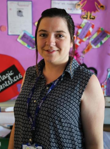 Mrs Jodie Chapman, Teacher