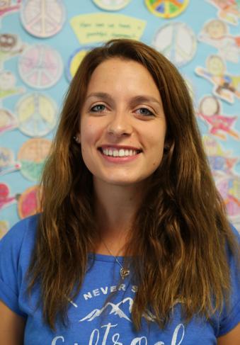 Mrs Amy Wood, Teacher