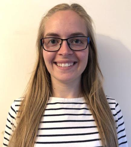 Miss Katie Sturgeon, Teacher