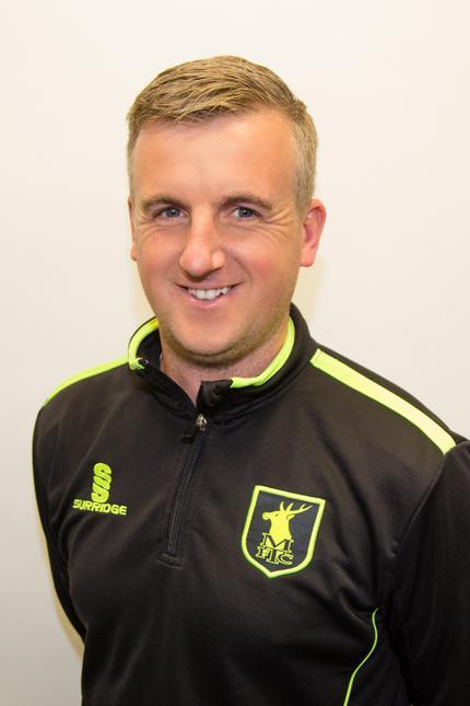 Mr C. Lindley, Sports Coach