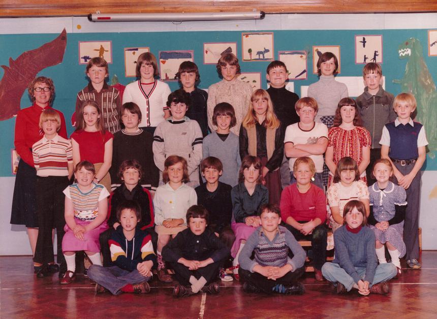 Class 5 1980 Thanks to Sandra Garwood