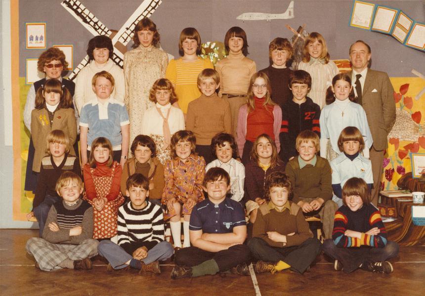 Class 4 1978 Thanks to Sandra Garwood
