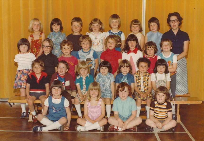 Class 1 1977 Thanks to Sandra Garwood