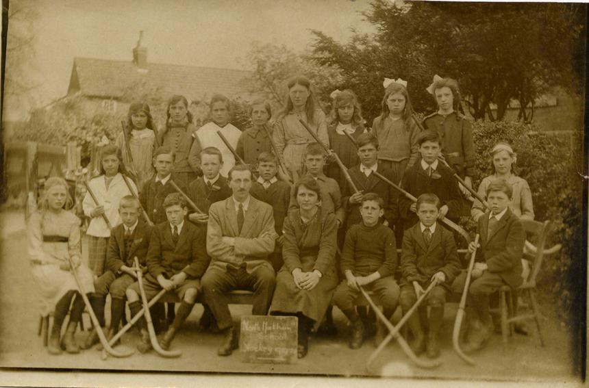 Hockey Group 1919/1920