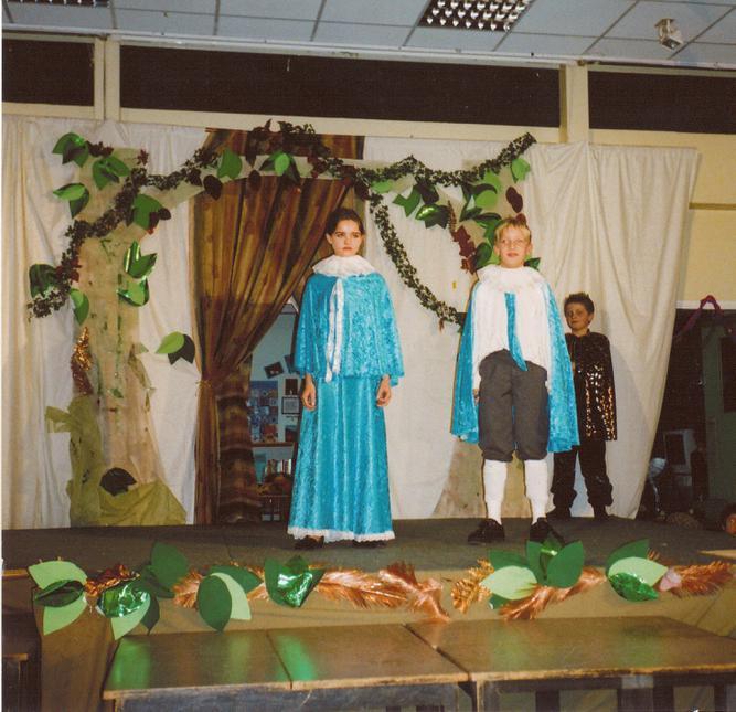 2003 Production Thanks to Sue Hancock