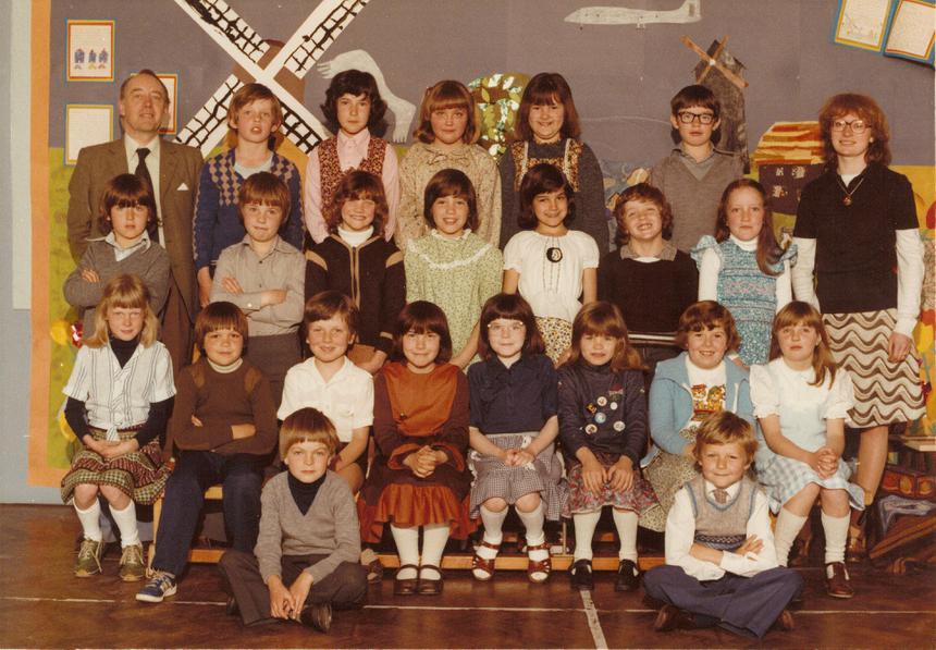 Class 3 1978 Thanks to Sandra Garwood