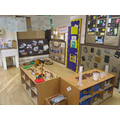 This is our maths area where become Maths Masters!