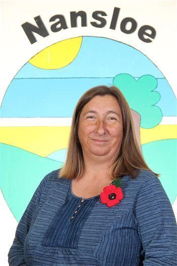 Mrs Jeffery, Teaching Assistant