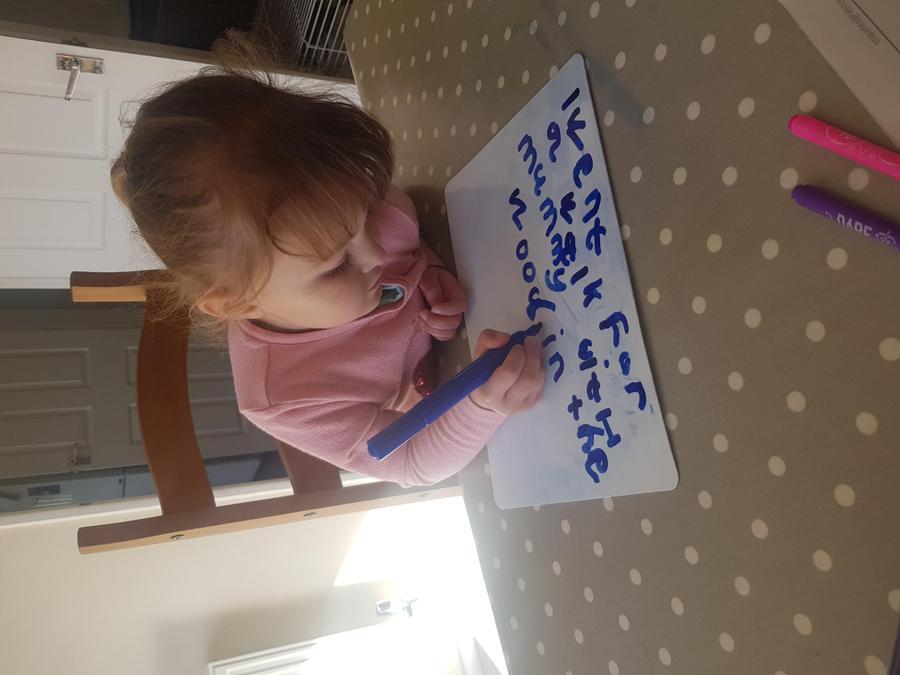 Writing a super sentence