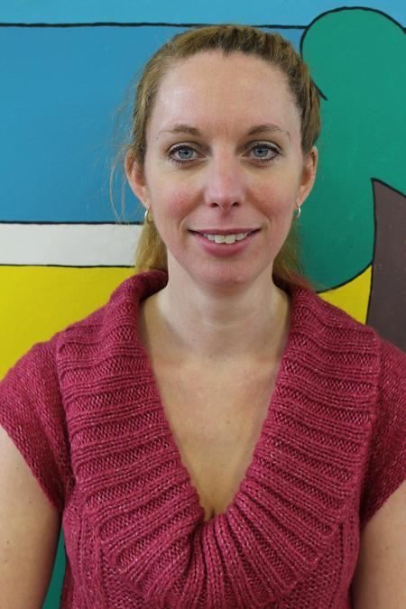 Miss Richard, Teaching Assistant