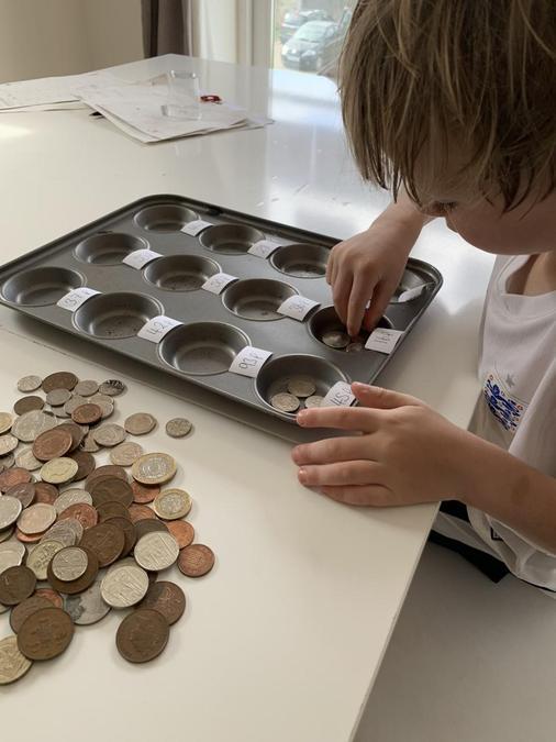 Making different amounts