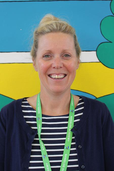 Mrs Woodhouse, Nursery TA