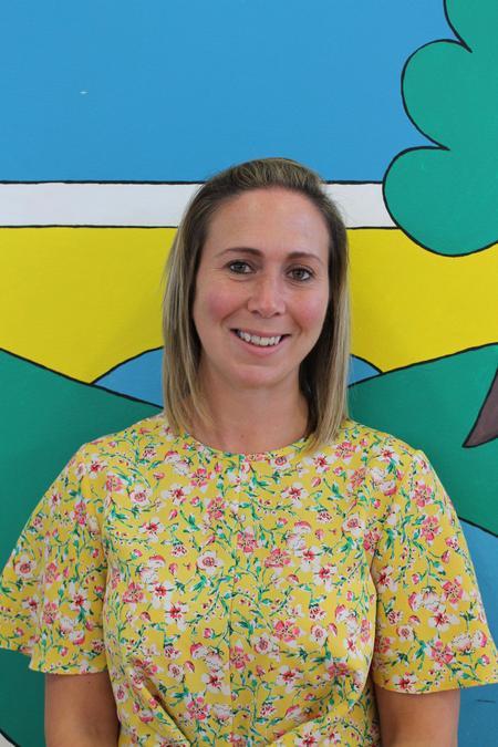 Mrs Minshull, Teaching Assistant