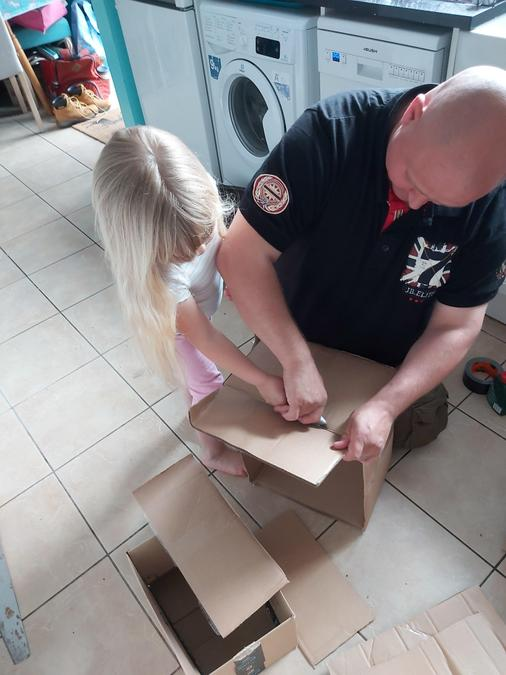 Working with Daddy, What will it be?
