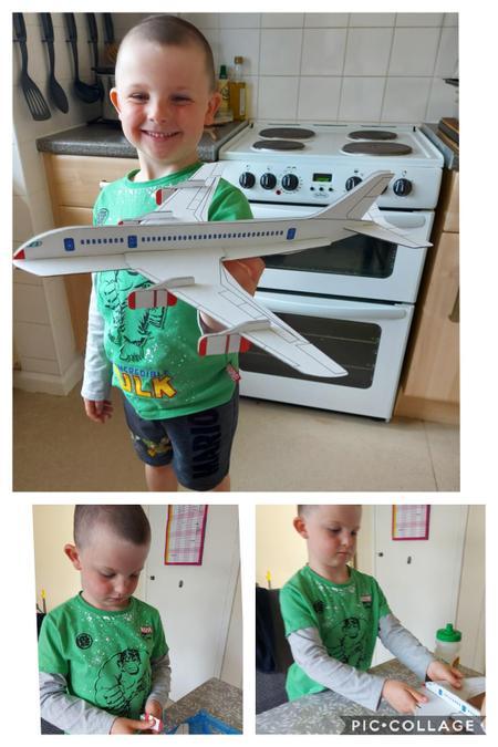 Making a jet