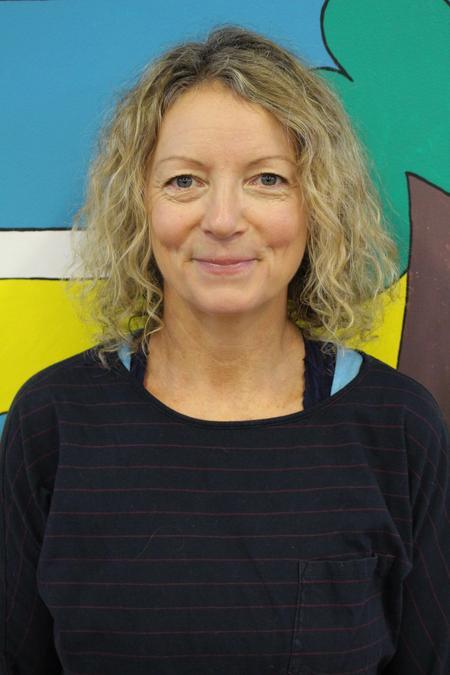 Miss Farnell, Class Teacher