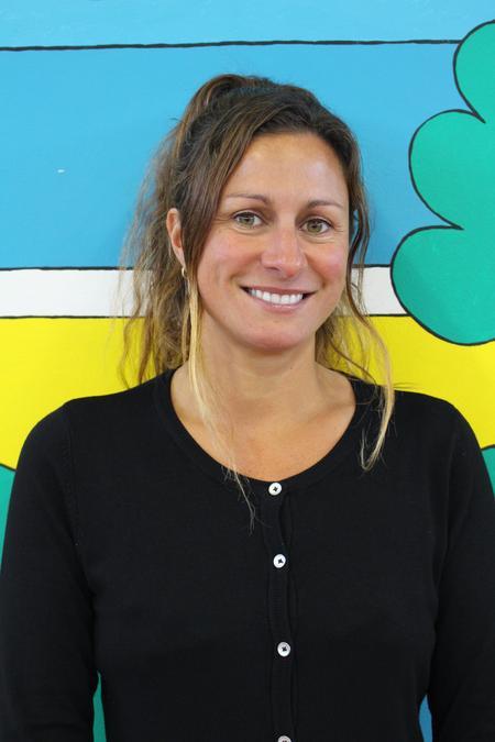 Miss Stevens, Teaching Assistant