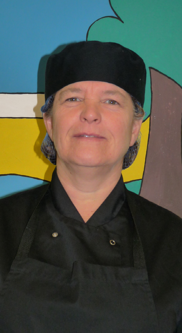 Steph Richards, Catering Manager